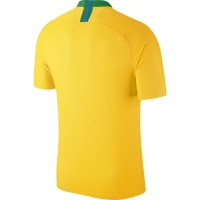 BRASIL AUTHENTIC MATCH HOME SHIRT 2018-19