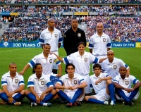 BRASILE MAGLIA CENTENARIO FIFA