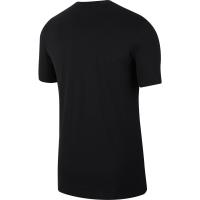JORDAN AIR BLACK T-SHIRT 2019-20