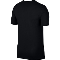 JORDAN LOGO BLACK T-SHIRT
