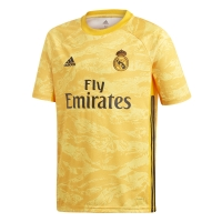 REAL MADRID GOALKEEPER JUNIOR SHIRT 2019-20