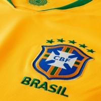 BRASILE MAGLIA HOME 2018-19