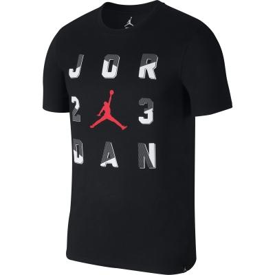 JORDAN 23 BLACK T-SHIRT