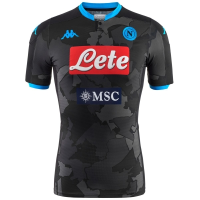 SSC NAPOLI MAGLIA DISTRICT AUTENTICA GARA 2019-20