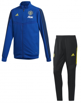 MANCHESTER UNITED JUNIOR TRACKSUIT 2019-20