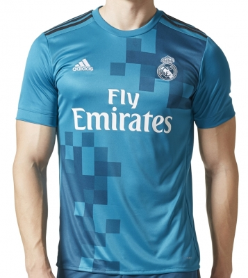 REAL MADRID 3RD SHIRT 2017-18