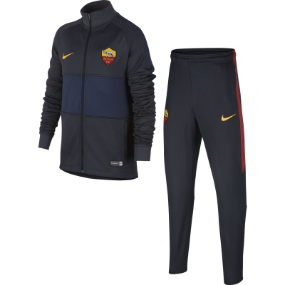 AS ROMA JUNIOR BLUE TRACKSUIT 2019-20