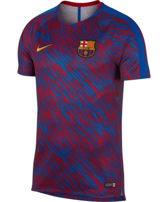 BARCELONA PREMATCH JUNIOR SHIRT 2017-18