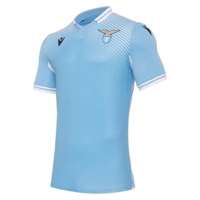 SS LAZIO AUTHENTIC MATCH HOME SHIRT 2020-21