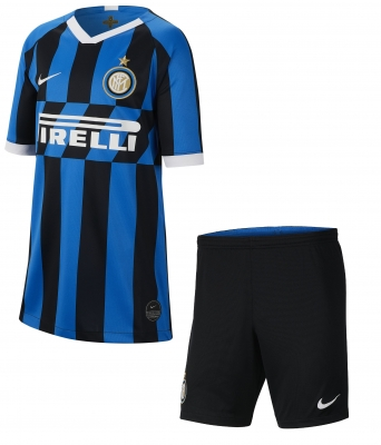 INTER JUNIOR HOME KIT 8-15 years 2019-20