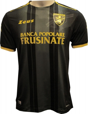 FROSINONE AUTHENTIC 3RD BLACK SHIRT 2018-19