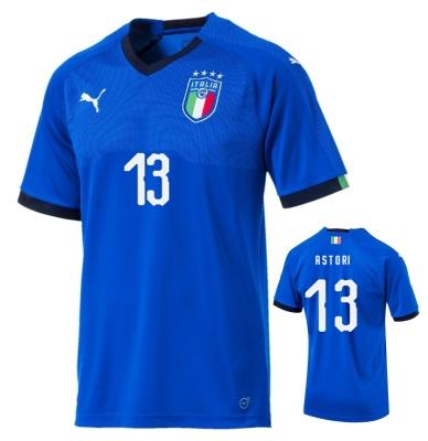 ITALIA MAGLIA ASTORI 2017-19