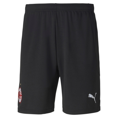 AC MILAN HOME BLACK SHORTS 2020-21