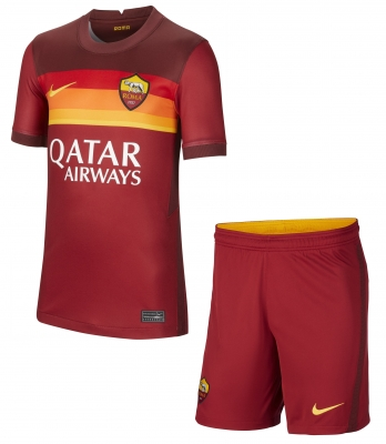 AS ROMA JUNIOR HOME KIT 8-15 years 2020-21