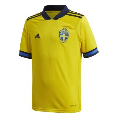 SWEDEN JUNIOR HOME SHIRT 2020-21