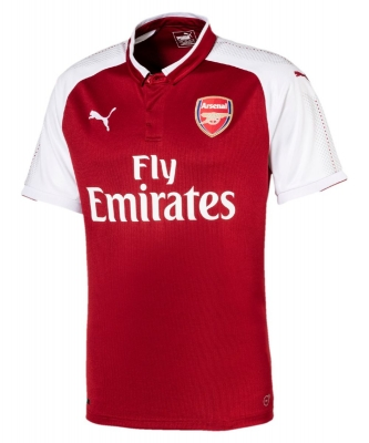 ARSENAL JUNIOR HOME SHIRT 2017-18