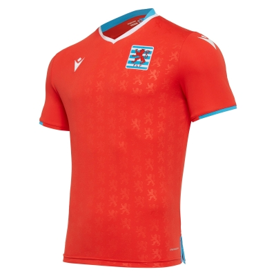 LUXEMBURG AUTHENTIC MATCH HOME SHIRT 2020-21