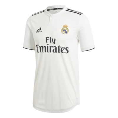 REAL MADRID AUTHENTIC MATCH SHIRT climachill 2018-19