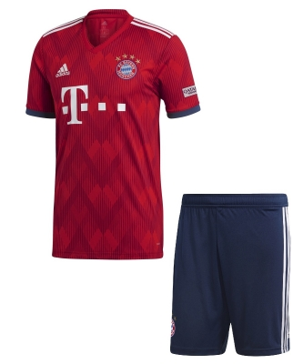 BAYERN MUNICH JUNIOR HOME KIT 2O18-19