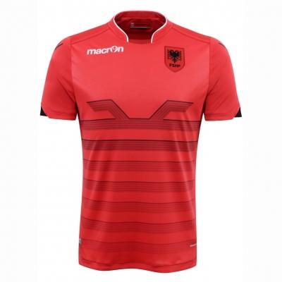 ALBANIA MAGLIA UFFICIALE 2016-18