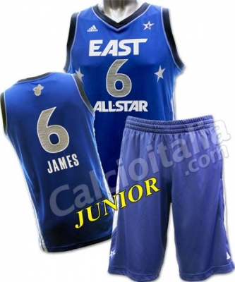 COMPLETO JUNIOR JAMES ALL STAR GAME