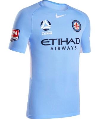 MELBOURNE CITY FC MAGLIA HOME 2017-18