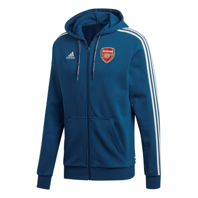 ARSENAL HOODY FULL ZIP SWEAT 2019-20