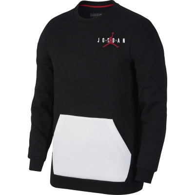 JORDAN BLACK SWEAT 2018-19