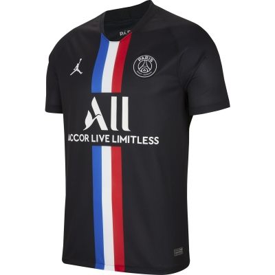 PSG JORDAN 4TH FOOTBALL SHIRT 2019-20