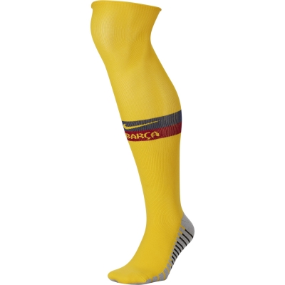 BARCELONA AWAY YELLOW SOCKS 2019-20