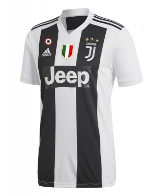 JUVENTUS JUNIOR HOME SHIRT 2018-19