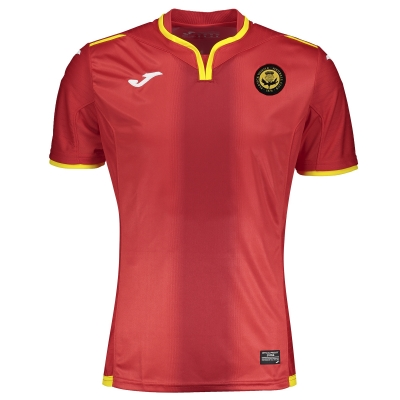 PARTICK THISTLE HOME SHIRT 2017-18