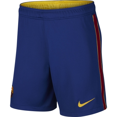 BARCELONA HOME SHORTS 2020-21