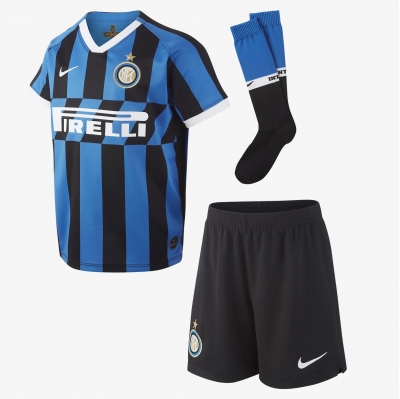 INTER LITTLEBOYS HOME KIT 3-8 years 2019-20