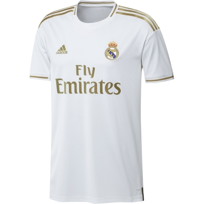 REAL MADRID HOME SHIRT 2019-20