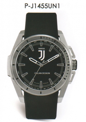 JUVENTUS ANALOGIC WATCH ZEBRA