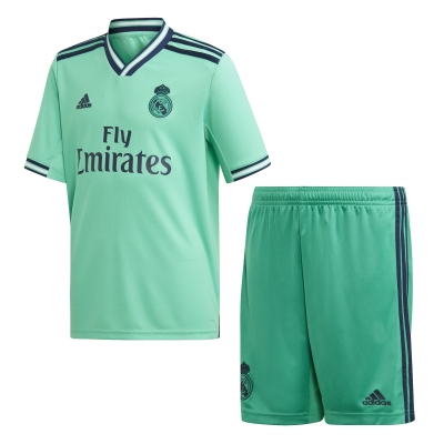 REAL MADRID JUNIOR 3RD KIT 2019-20