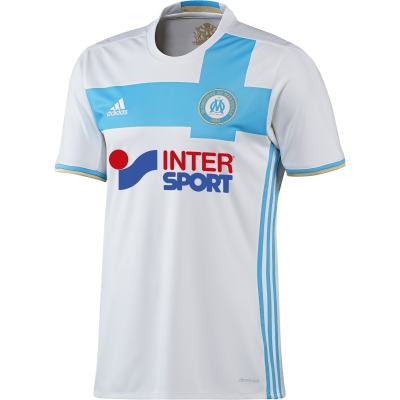 OLYMPIQUE MARSEILLE HOME SHIRT 2016-17