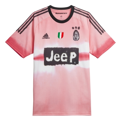 JUVENTUS MAGLIA HUMANRACE 2020-21 Pharrell Williams