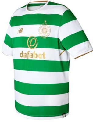CELTIC GLASGOW HOME SHIRT 2017-18