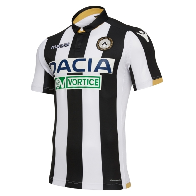 UDINESE AUTHENTIC MATCH HOME SHIRT 2018-19
