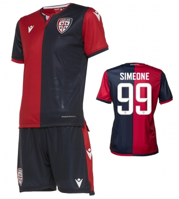 CAGLIARI SIMEONE JUNIOR HOME KIT 2019-20