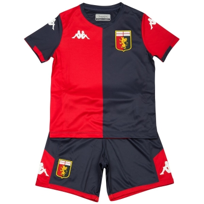 GENOA JUNIOR HOME KIT 2019-20