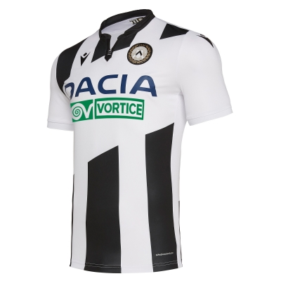 UDINESE AUTHENTIC MATCH HOME SHIRT 2019-20