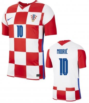 CROATIA MODRIC HOME SHIRT 2020-21