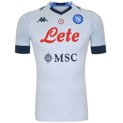 SSC NAPOLI AUTHENTIC MATCH AWAY SHIRT 2020-21