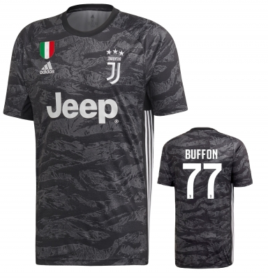 JUVENTUS BUFFON GOALKEEPER SHIRT 2019-20
