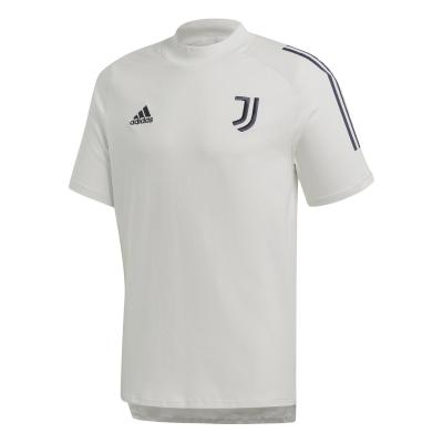 JUVENTUS PLAYER WHITE T-SHIRT 2020-21