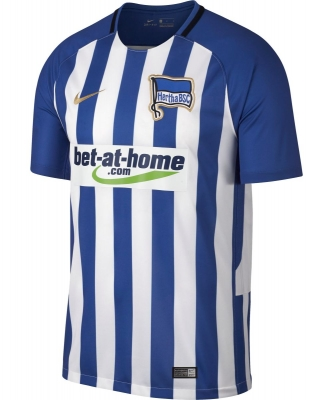 HERTHA BERLIN HOME SHIRT 2017-18