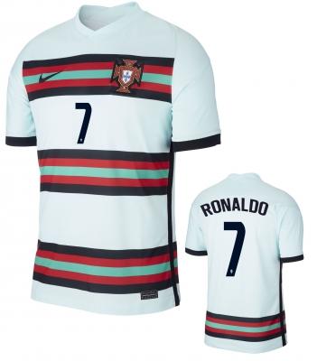 PORTUGAL RONALDO AWAY SHIRT 2020-21